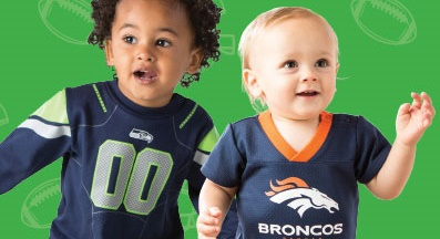 817f557be359b Shopping websites such as BabyFans carries a wide selection of NFL baby  clothes. Here are several benefits of buying NFL clothes for your baby  online.