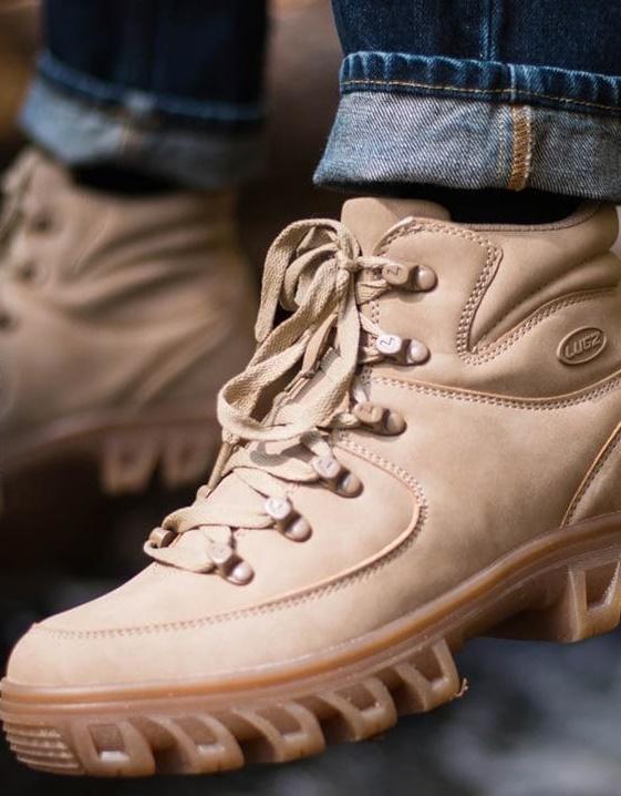Lugz Mens Adirondack Chukka Boot